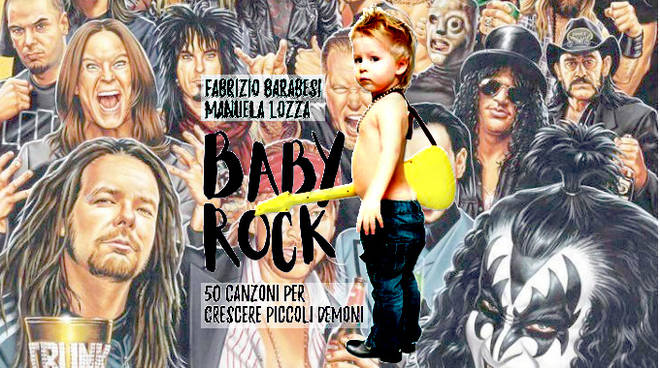libro baby rock