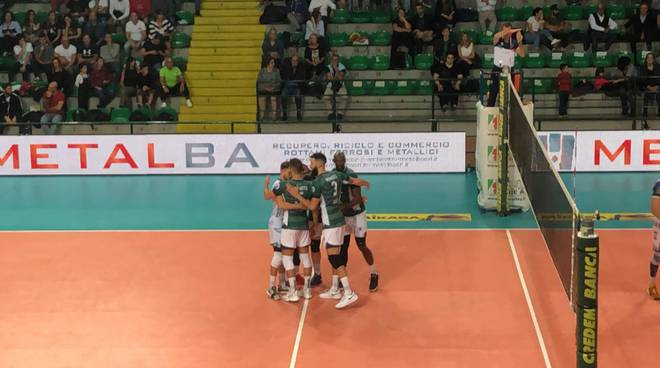 pool libertas volley a castellana grotte azioni e partita