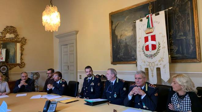 accordo polizia locale como erba cantù e mariano progetto sicurezza