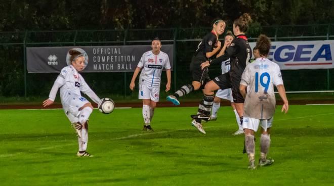 Acf Como vittoriosa nel big-match di Meda, le immagini più belle