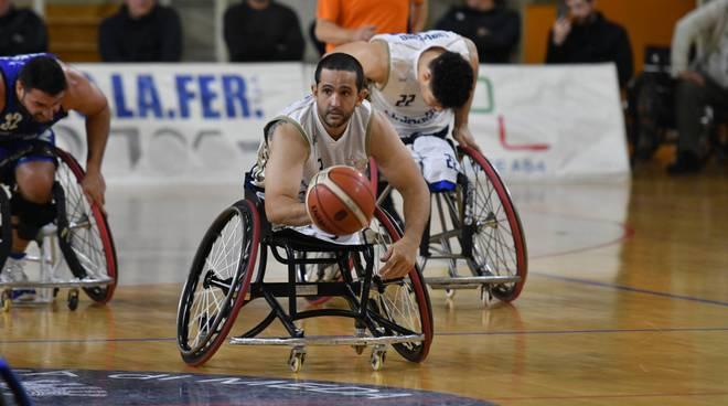 briantea84 unipolsai campionato basket carrozzina A1