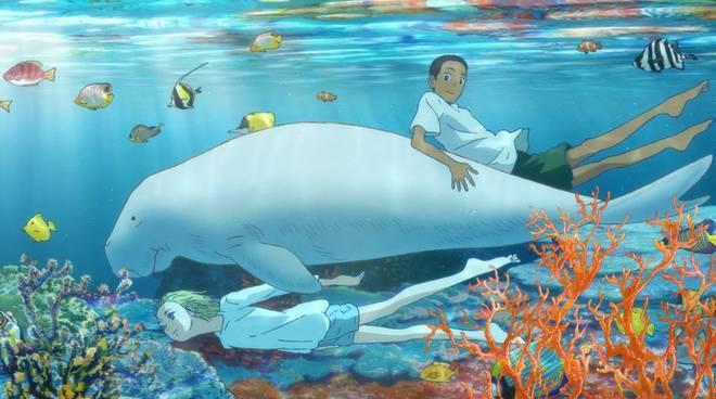I figli del mare manga