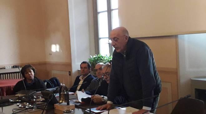 presentazione edizione 2019n città dei balocchi di como in comune con brunati ed autorità
