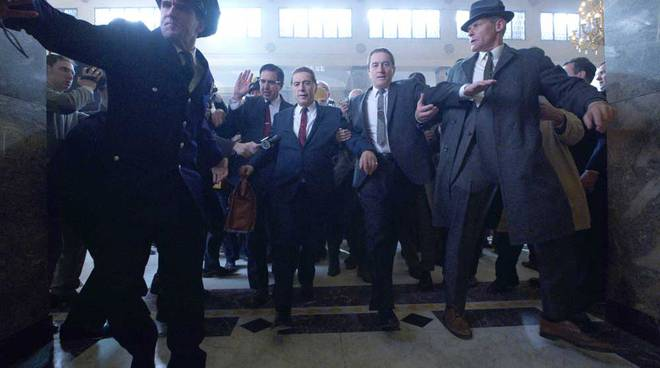 the irishman al gloria