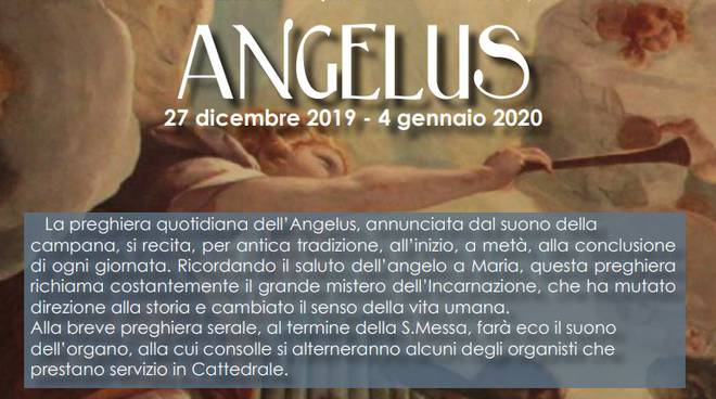 angelus in duomo