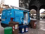 ecovan aprica sperimentazione a como per raccolta rifiuti