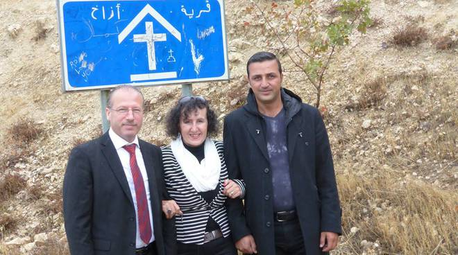essere christiani in siria incrontro