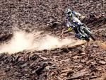 Jacopo Cerutti pronto per la Dakar 2020 in Arabia saudita foto edizioni precedenti, lui e la moto