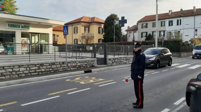 rapina farmacia borasi cadorago arrestato dai carabinieri dopo due mesi