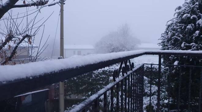 situazione neve nel comasco immagini ascoltatori immagini di stamane
