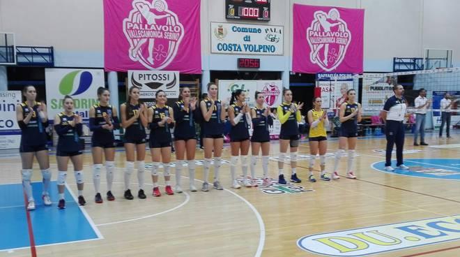 tecnoteam albese vince a costa volpino volley femminile di b1