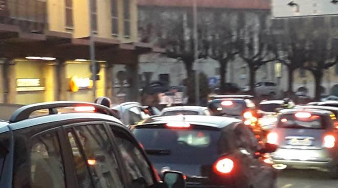 traffico como auto ferme colonne code