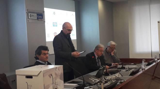festival de la cazoeula presentazione edizione 2020 con bizzozero e cassa rurale