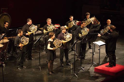 i corni della scala in concerto