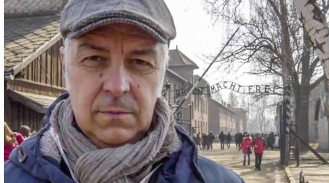 in treno per Auschwitz
