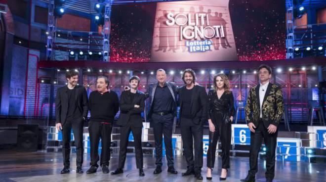 lotteria italia con amadeus estrazione biglietti vincenti