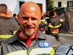 massimo ratti volontario pompiere morto a san fedele intelvi