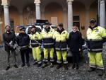 nuovo mezzo pick up protezione civile como presentazione