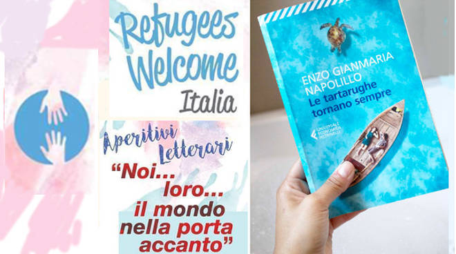 refugee welcome aperitivi