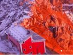 rifugio azzoni in vetta al Resegone incidente oggi immagini del sito ufficiale