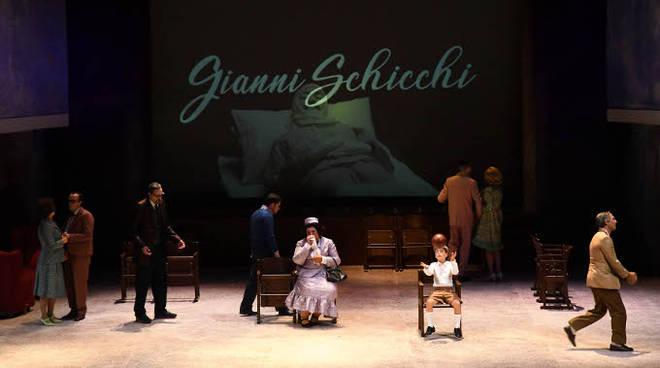 teatro sociale gianni schicchi