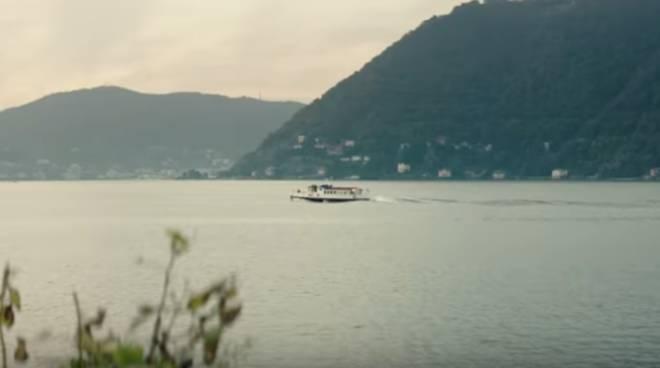 trailer del film con mick jagger girato sul lago di como