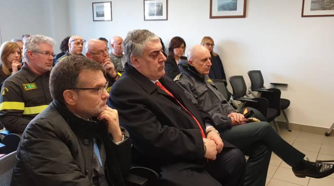visita vice ministro mauri comando provinciale pompieri di como