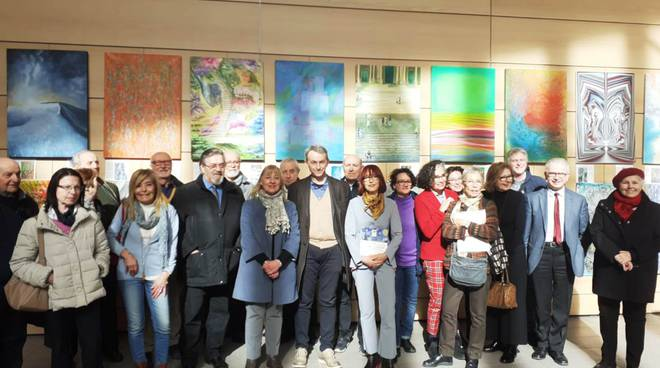 mostra ospedale sant'anna