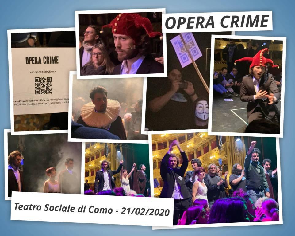 opera crime