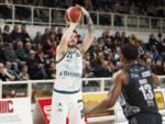 pallacanestro cantù amichevole contro trento a bolzano