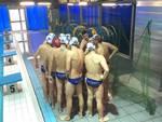 pallanuoto como in piscina foto di gruppo stagione 2020