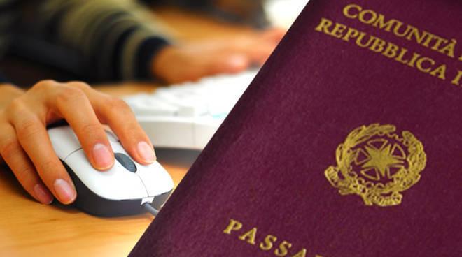 passaporto generico questura di como