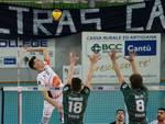Pool libertas cantù sconfitta dalla capolista Siena volley maschile A2