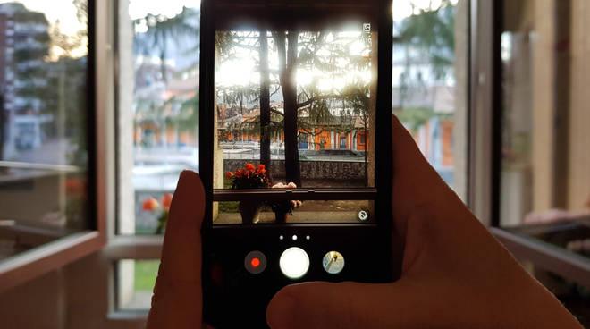 lake como film festival real windows