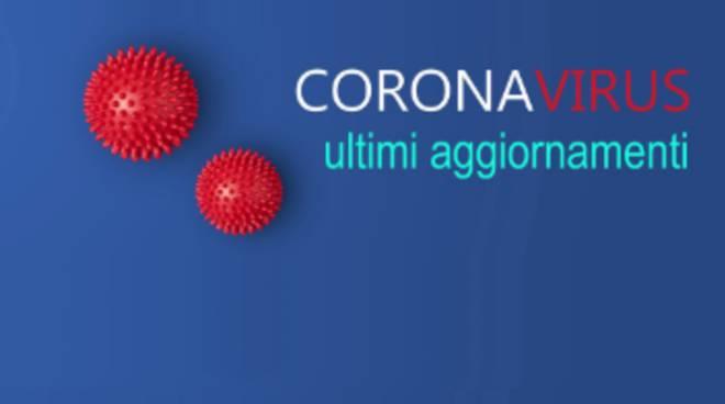 logo coronavirus generico per emergenza