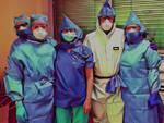 infermieri ospedale sant'anna di como emergenza covid 19