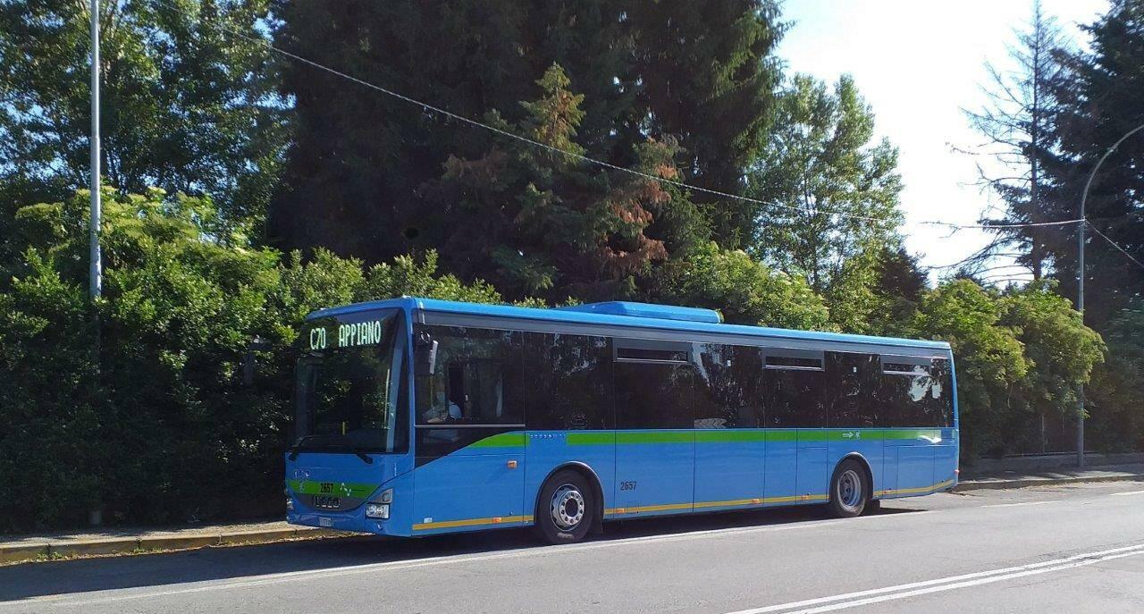 asf autolinee nuovi bus orari