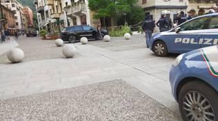 controlli polizia como centro città bar aperitivi fase due