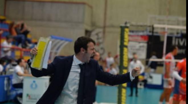 matteo battocchio nuovo coach pool libertas cantù