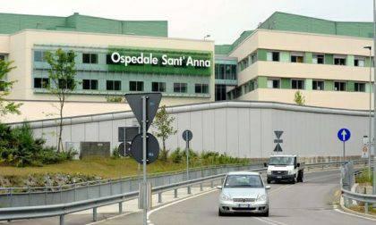 ospedale sant'anna Como Covid