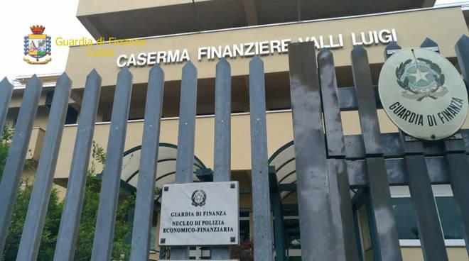 sequestro finanza como conti correnti società per forniture presidi medici per covid