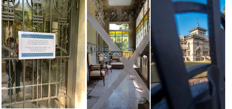 villa bernasconi covid