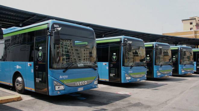 arriva italia autobus servizio ASF
