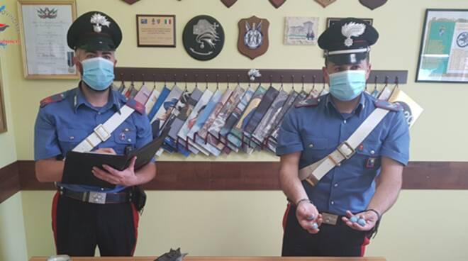 carabinieri operazione spaccio di droga a mozzate e bassa comasca