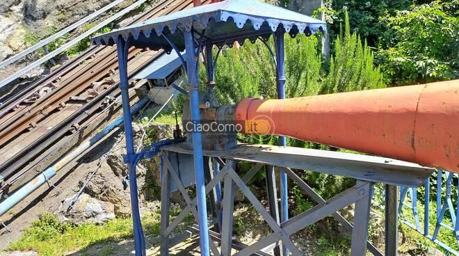 carescione di brunate lo sparo del cannone a mezzogiorno con cartuccia