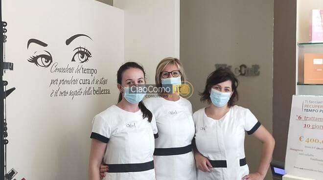 centro estetico tavernerio per regalo a medici ed infermnieri repoaerto covid