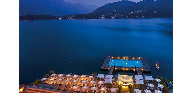hotel lusso lago di como