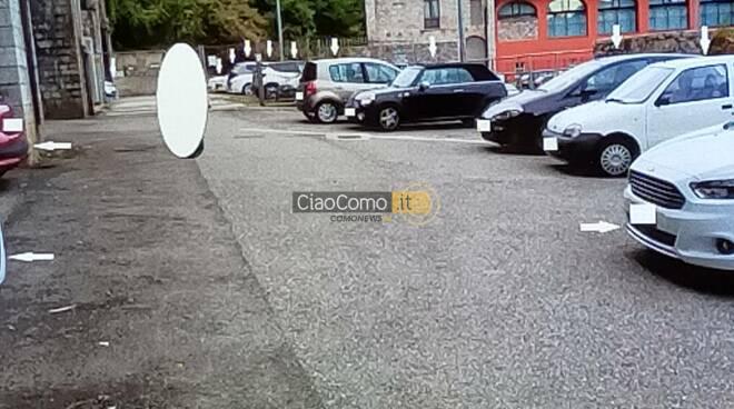 inchiesta polizia locale rimozione auto in modo illegale piazza santa teresA
