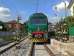 incidente stazione di mariano comense donna su carrozzina urtata dal treno
