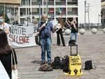 manifestazione black lives metter piazza verdi a como contro razzismo